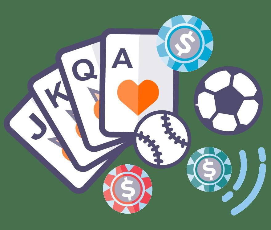 Hrajte Sports Betting online – Top  najlepšie platiacich Online Kasíno 2021