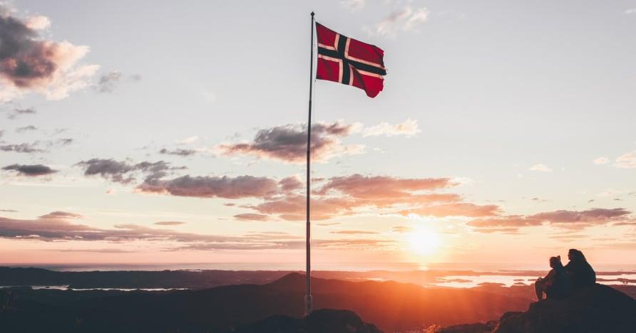 Kryptokasína preberajúce hazard v Nórsku