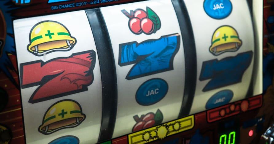 Typov hracích automatov