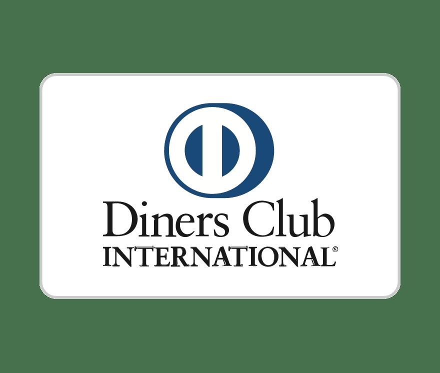 Top  Diners Club International Online Kasínos 2021 -Low Fee Deposits