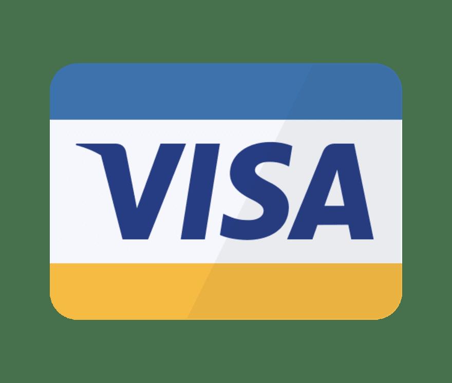 Top  Visa Online kasínos 2021 -Low Fee Deposits