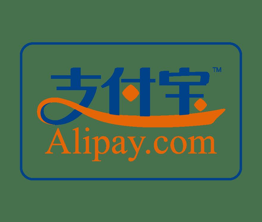 Top  Ali Pay Online kasínos 2021 -Low Fee Deposits