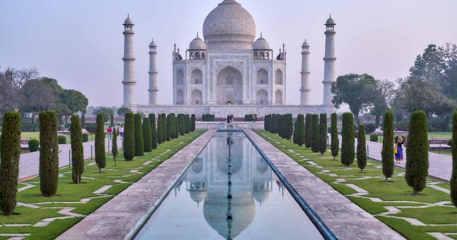 Najlepšie európske psy sa zameriavajú na rýchlo rastúci indický trh online kasín