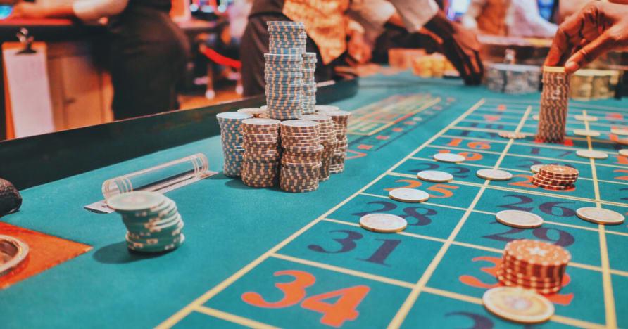 5 Najobľúbenejšie kasínové hry