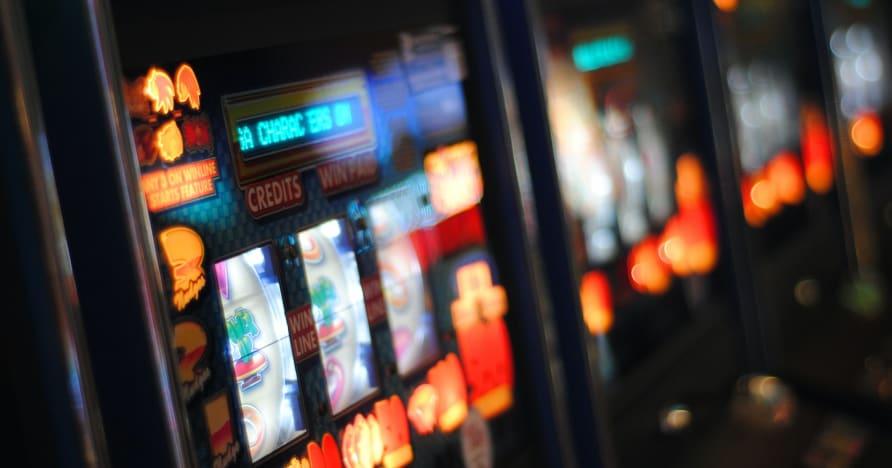 Hlavné automaty uvedené tento rok
