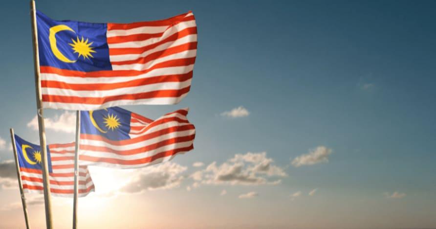 Rast online hazardných hier v Malajzii