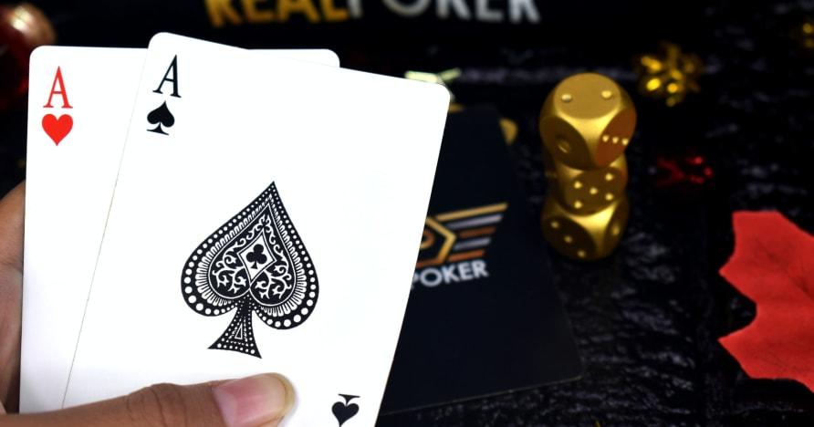 Hranie pokeru - najlepšia stratégia a tipy na zväčšenie