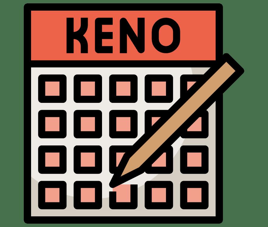 Hrajte Keno online – Top  najlepšie platiacich Online Kasíno 2021