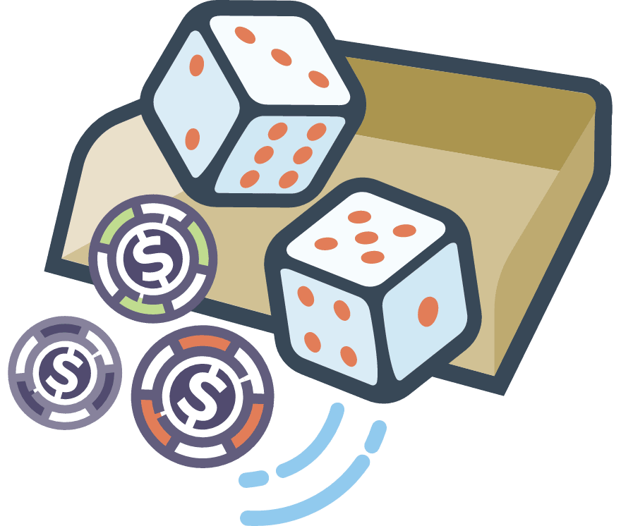 Hrajte Kocky online – Top  najlepšie platiacich Online Kasíno 2021