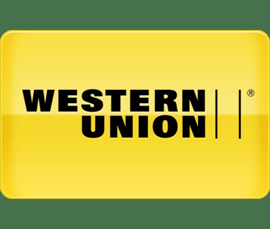 Top  Western Union Online Kasínos 2021 -Low Fee Deposits