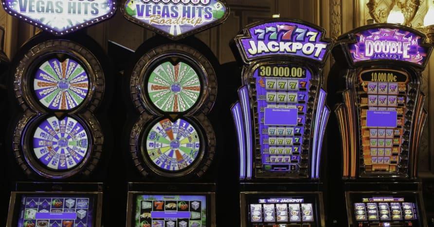 Tajomstvá úspechu online kasína
