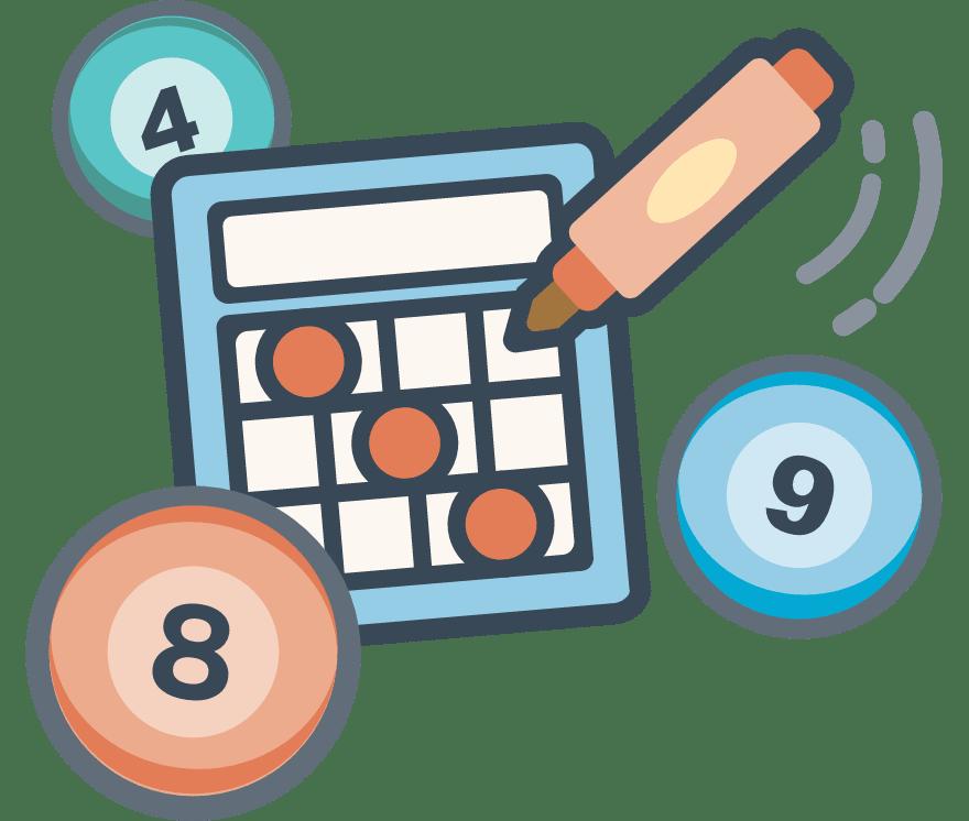 Hrajte Bingo online – Top  najlepšie platiacich Online Kasíno 2021