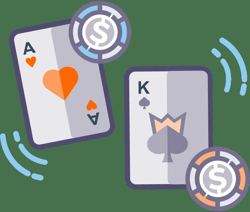 Hrajte Casino War online – Top  najlepšie platiacich Online Kasíno 2021